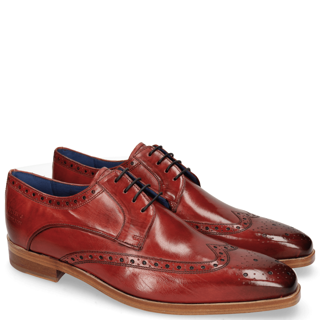 Derby shoes Lewis 3 Ruby