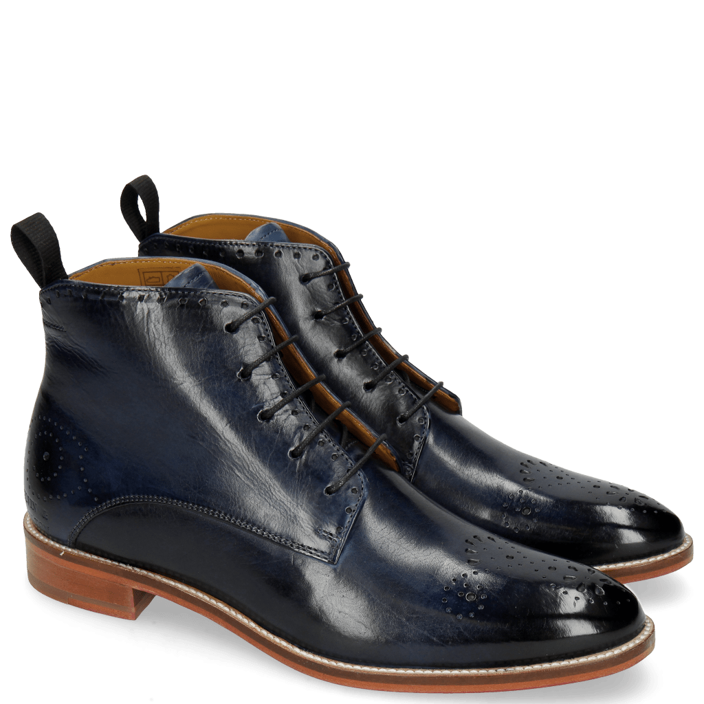 Ankle boots Betty 4 Marine