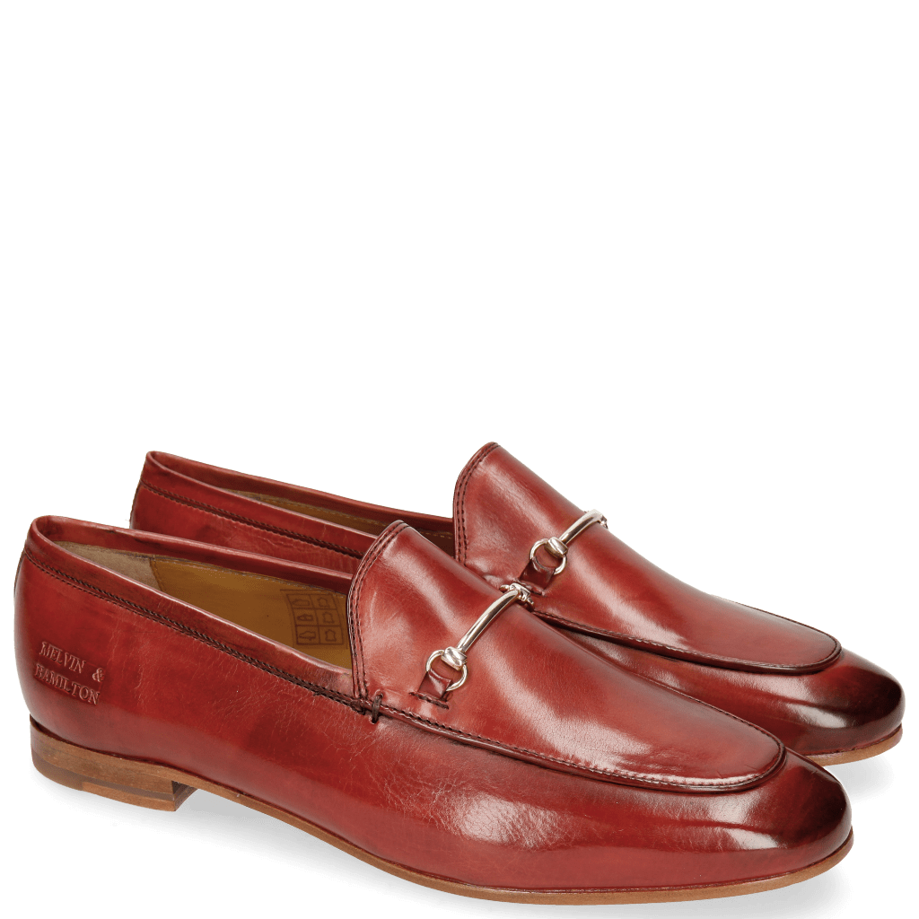 Loafers Scarlett 1 Fiesta Trim Gold