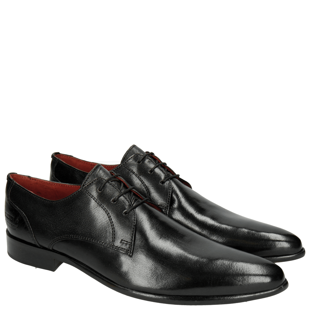 Derby shoes Toni 1 Classic Black LS