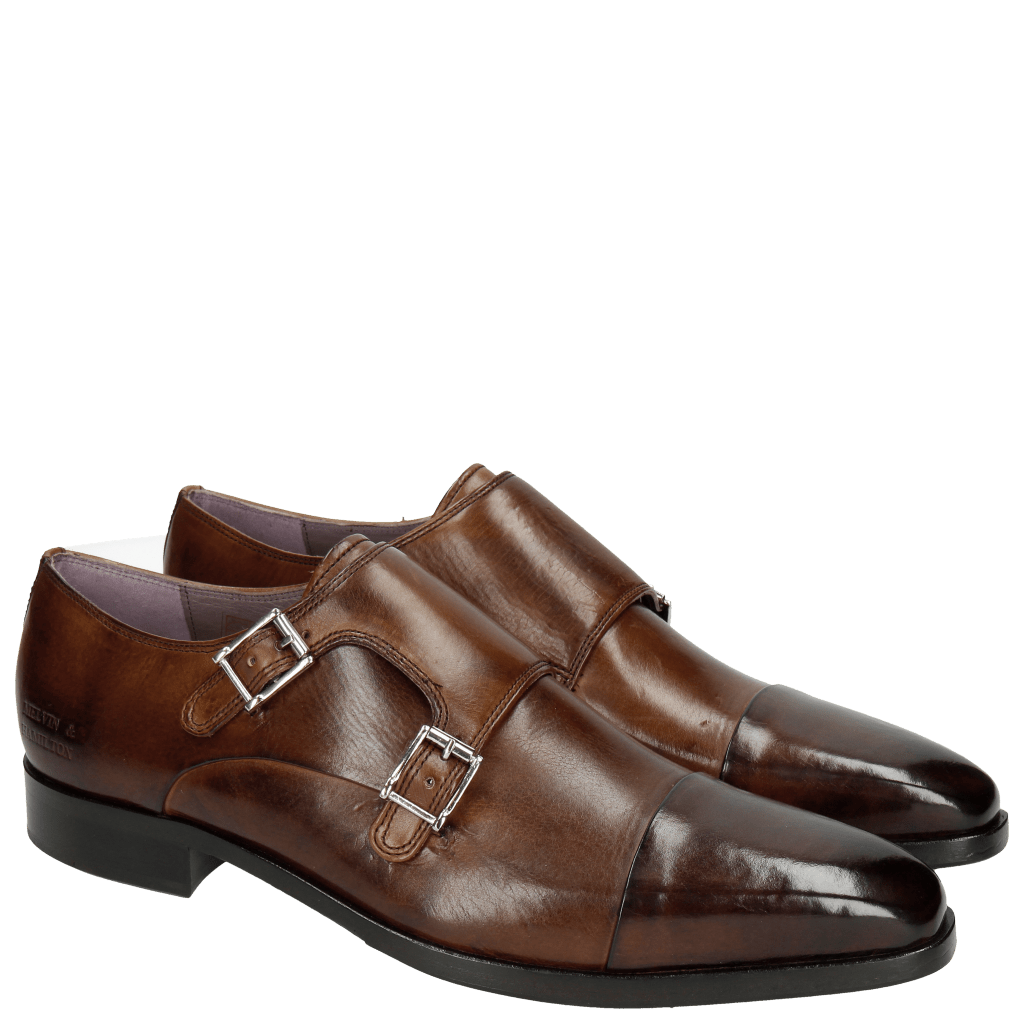 Monks Lance 1 Crust Mid Brown HRS