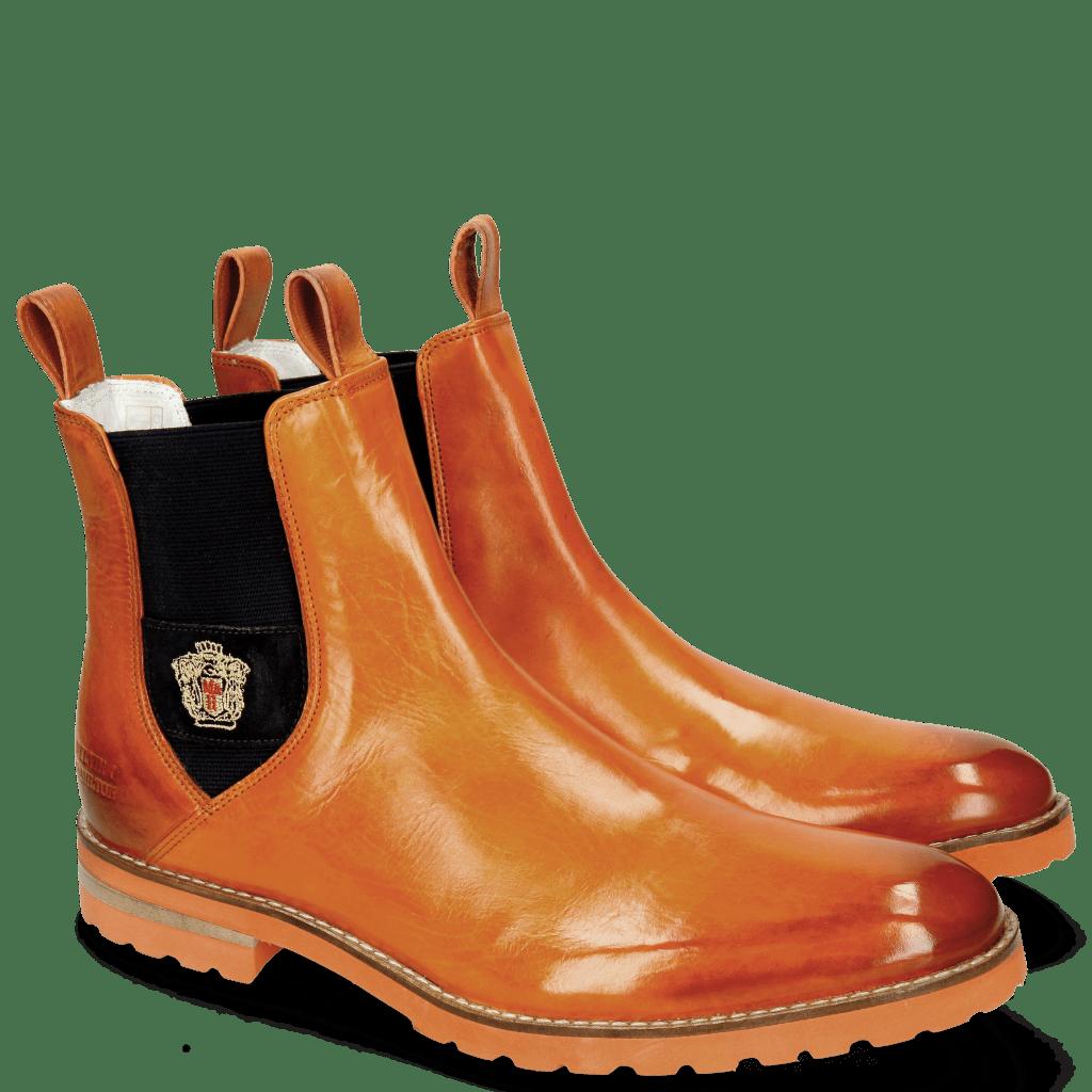 Ankle boots Eddy 27R Vegas Tibet Elastic Navy