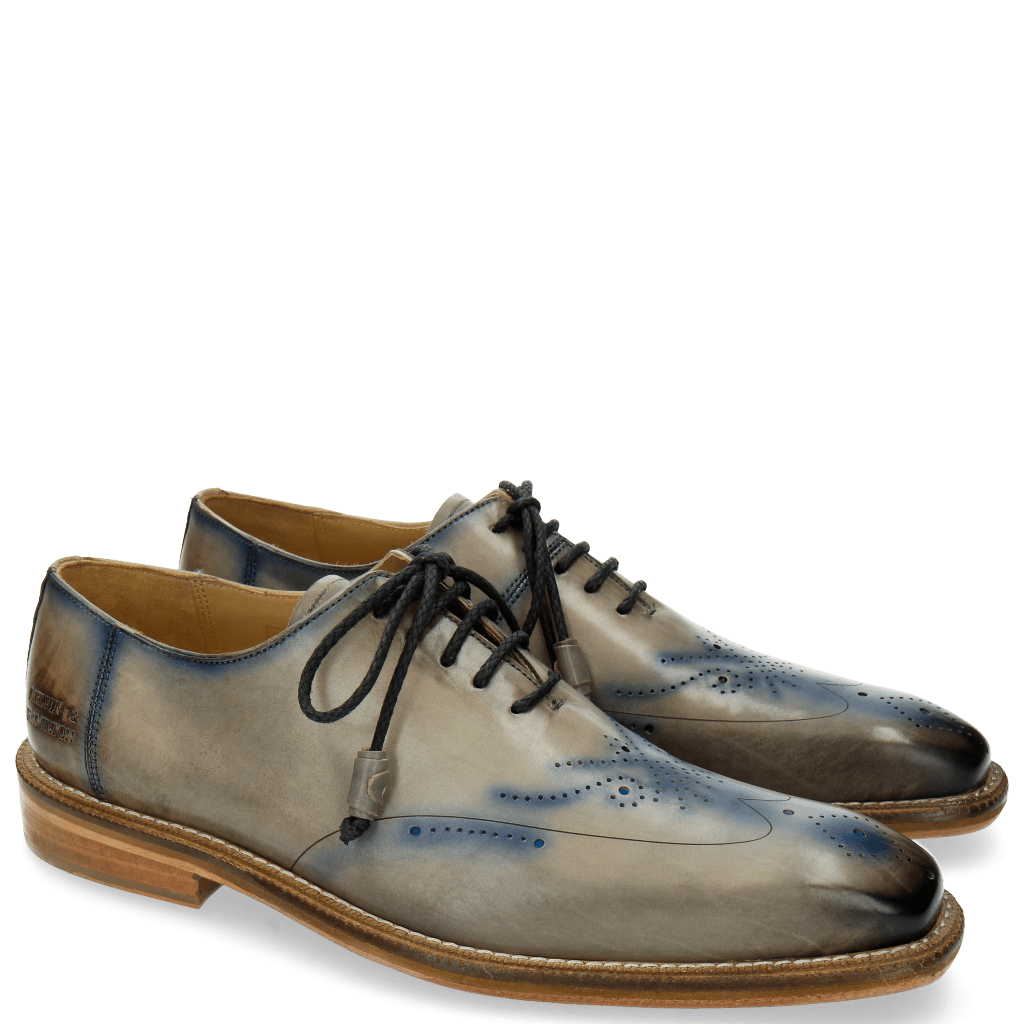 Oxford shoes Marvin 10 Oxygen Washed Punch