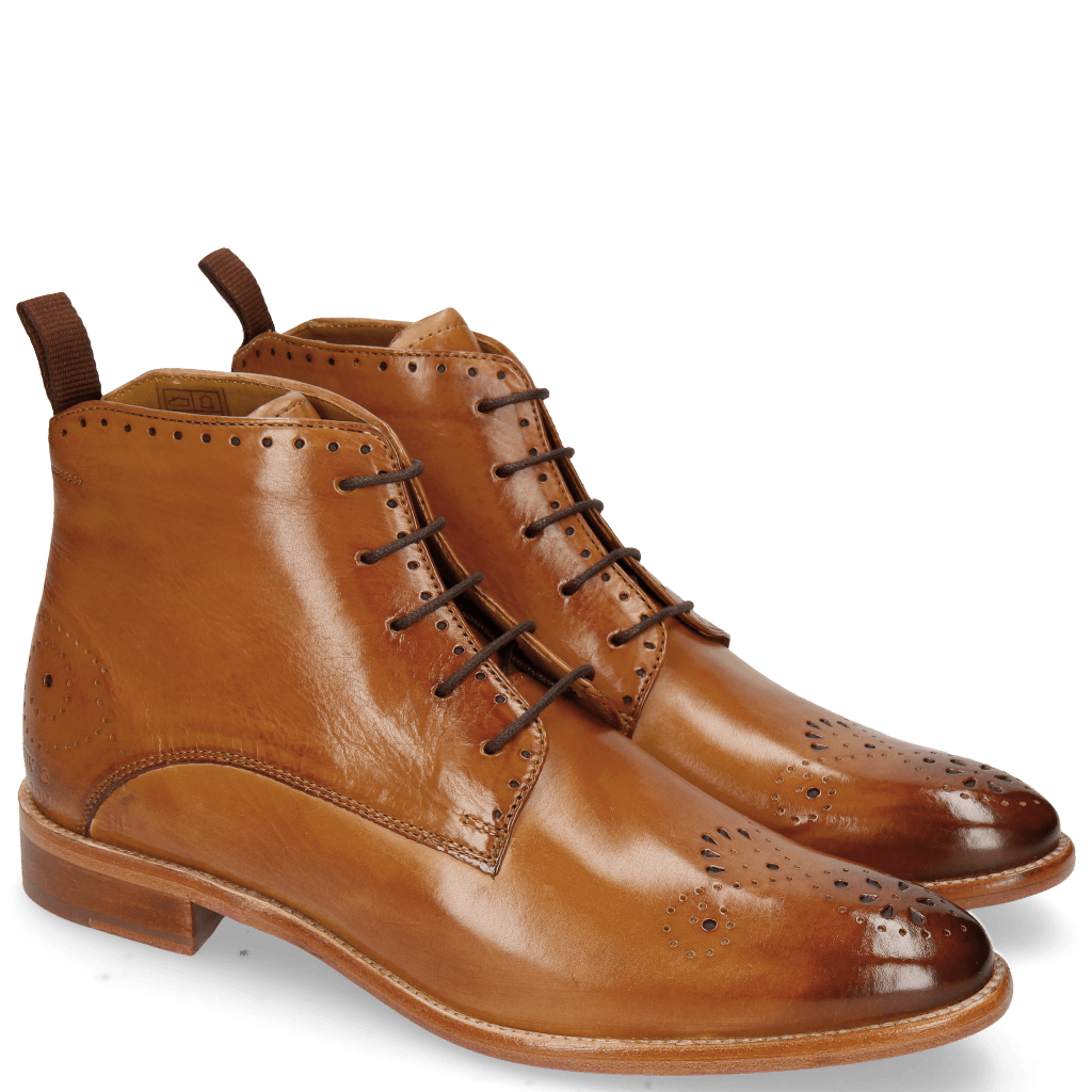 Ankle boots Betty 4 Tan