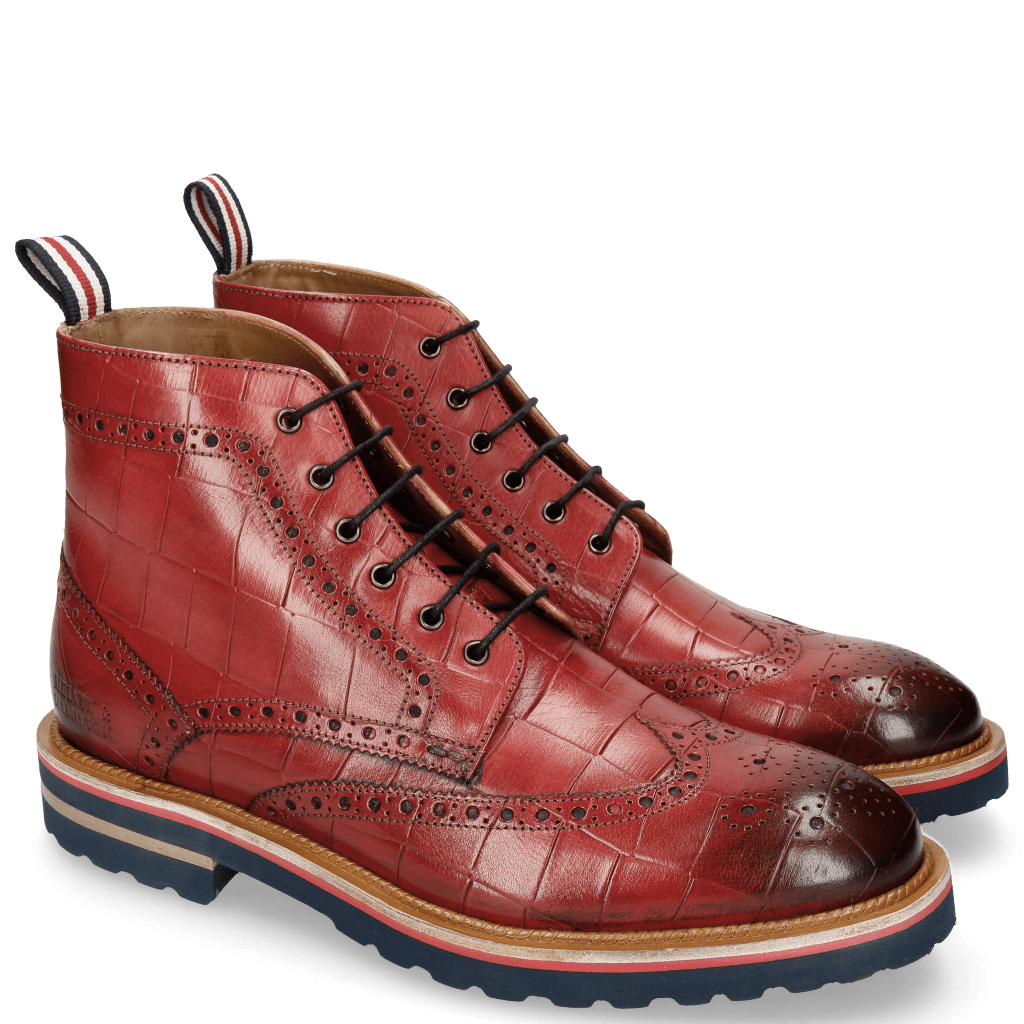 Ankle boots Matthew 7 Turtle Ruby
