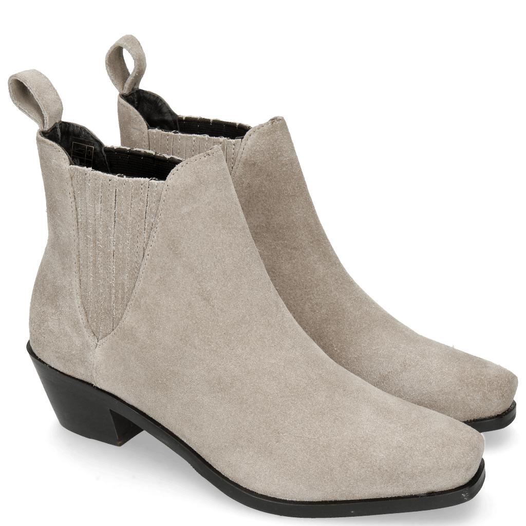 Ankle boots Kylie 1 Suede Pattini Marmotta