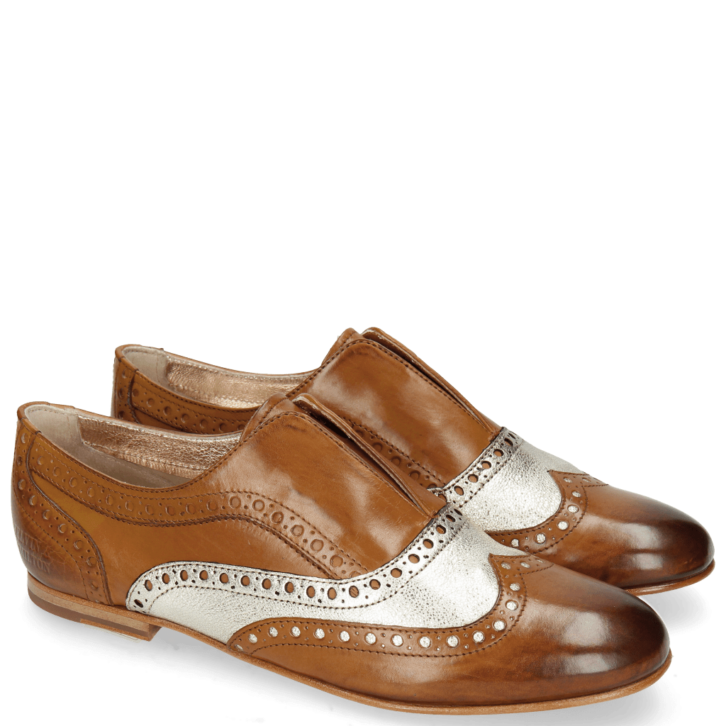 Loafers Sonia 1 Tan Soko Wash Platin