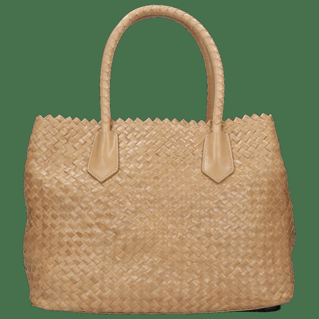Handbags Kimberly 1 Woven Pale Rose