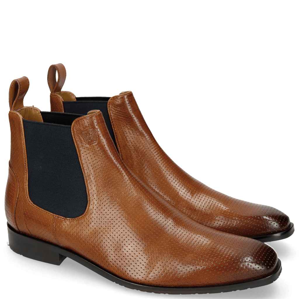 Ankle boots Xander 2 Rio Perfo Tan