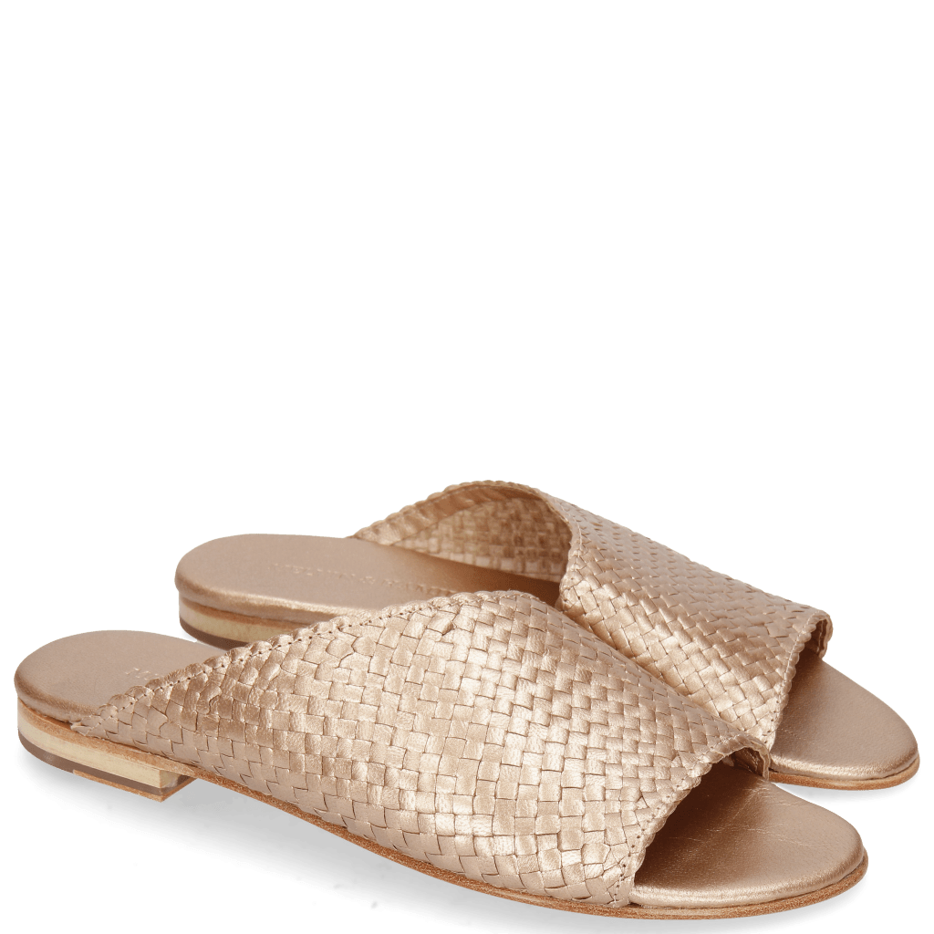 Mules Hanna 40 Woven Rame