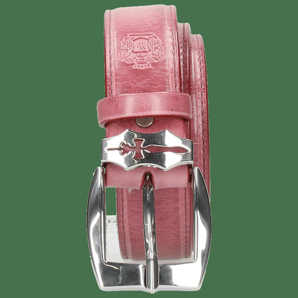 Belts Larry 1 Fuxia Sword Buckle