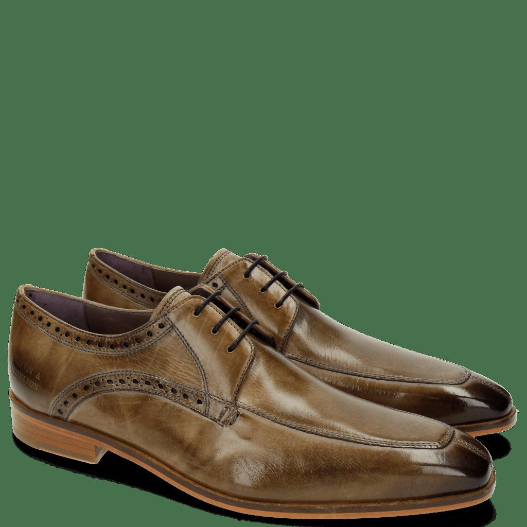 Derby shoes Lance 3 Light Grey