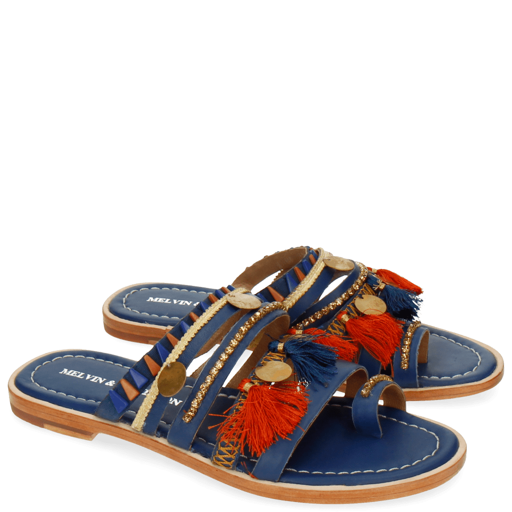 Sandals Lela 5 Kid Blue LS