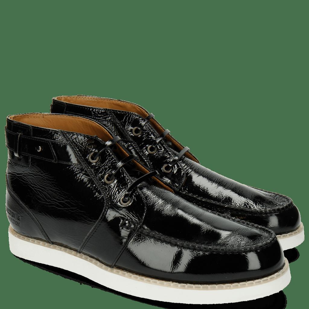 Ankle boots Jim 3 Soft Patent Black