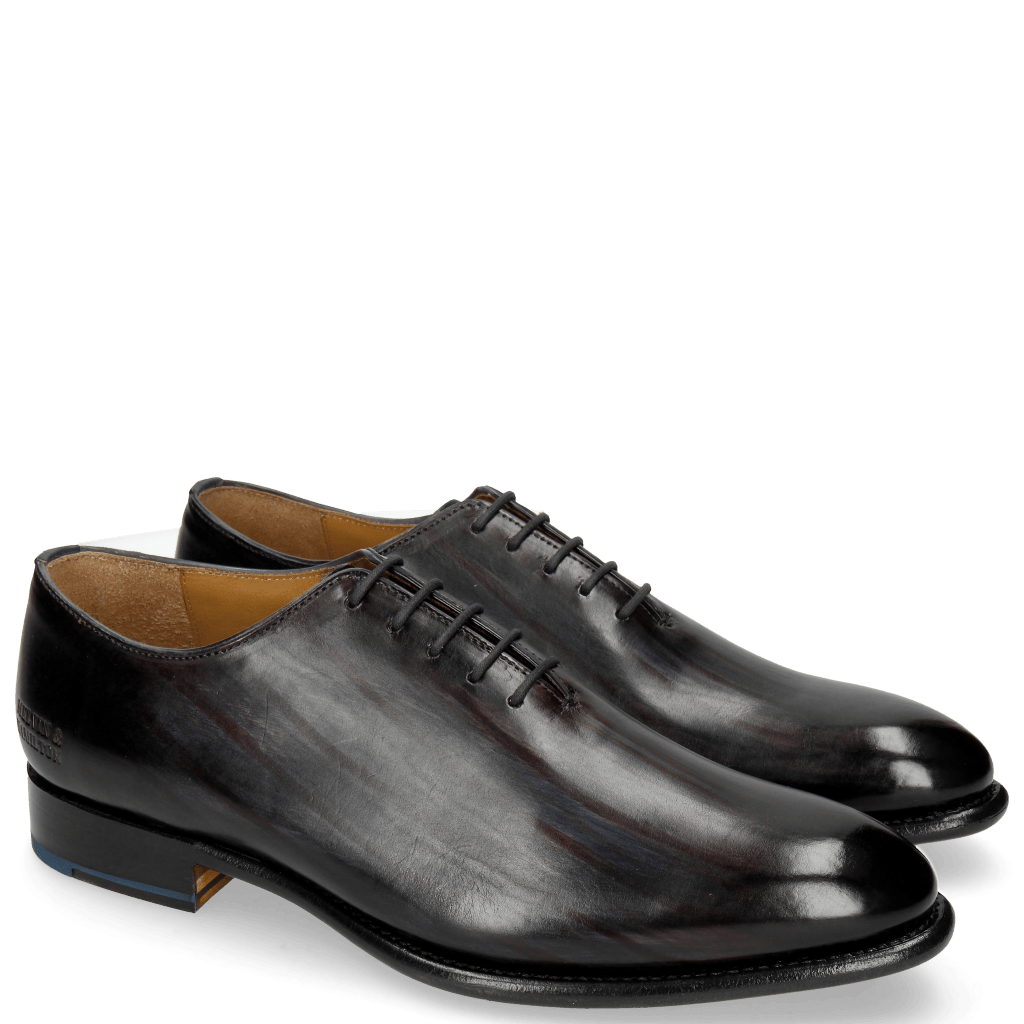 Oxford shoes Lionel 2 Navy Lines