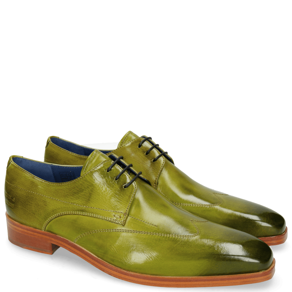 Derby shoes Lewis 9 Verde Gi
