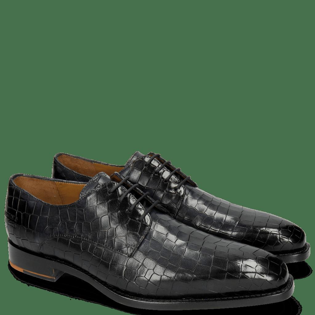 Derby shoes Kylian 4 Crock Navy