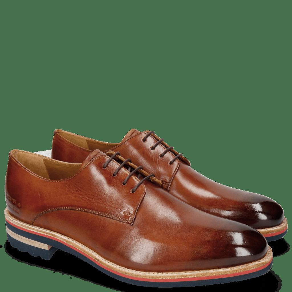Derby shoes Tom 8 AC0 Tan