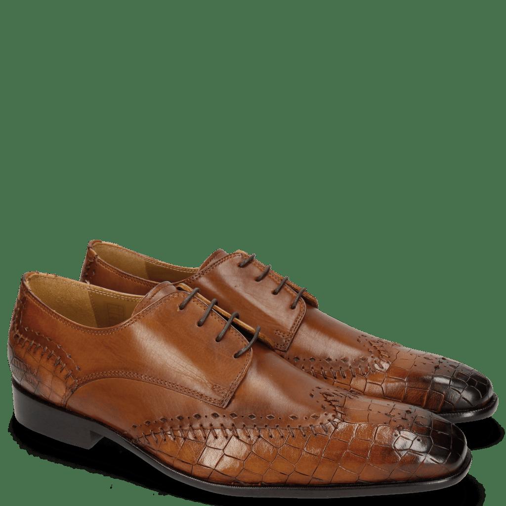Derby shoes Clark 1 Crock Wood
