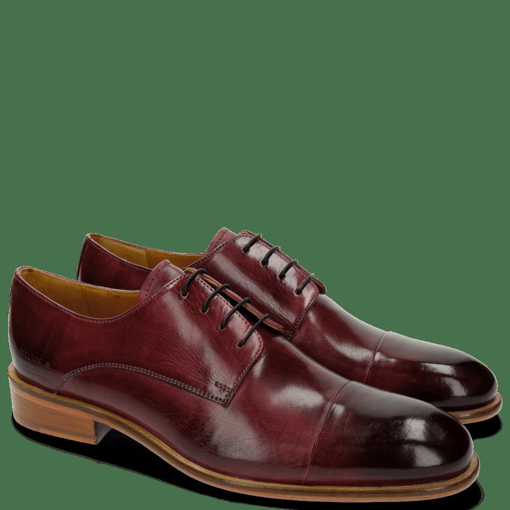 Derby shoes Patrick 6 Viola