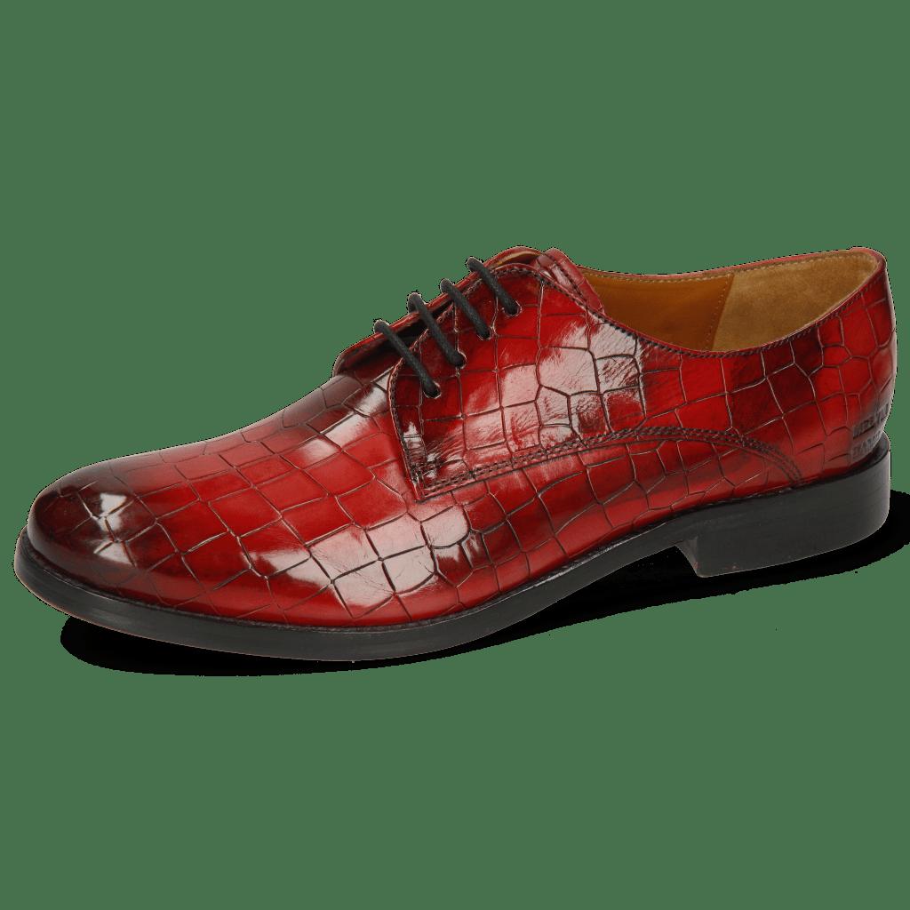 Derby shoes Amelie 14 Crock Ruby Flex
