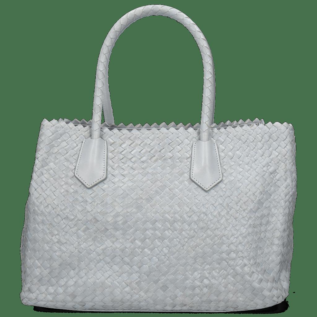 Handbags Kimberly 1 Woven Sky
