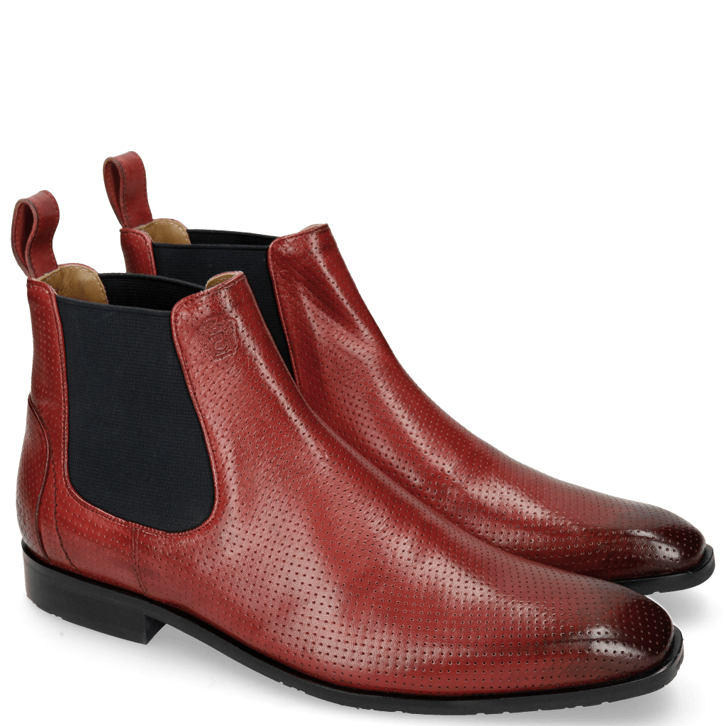 Ankle boots Xander 2 Rio Perfo Ruby
