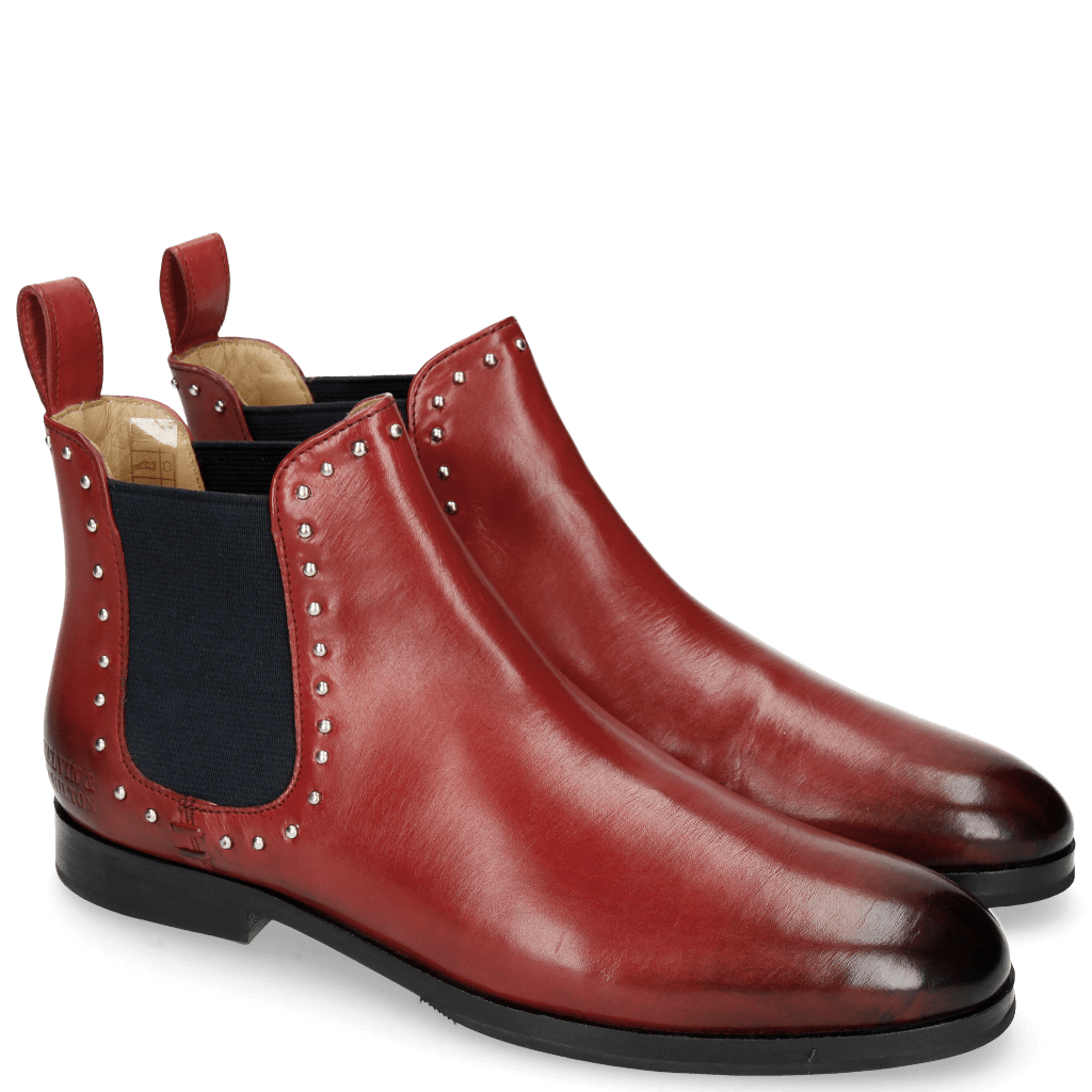 Ankle boots Susan 37 Ruby Elastic Navy