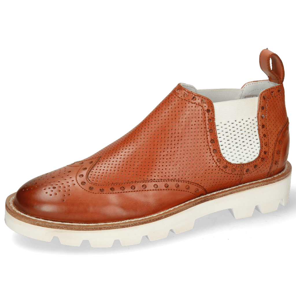 Ankle boots Sonia 3 Perfo Earthly