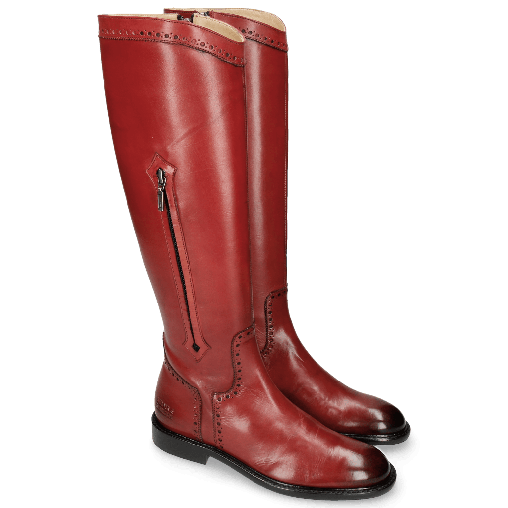 Boots Sally 117 Ruby Lining Rich Tan