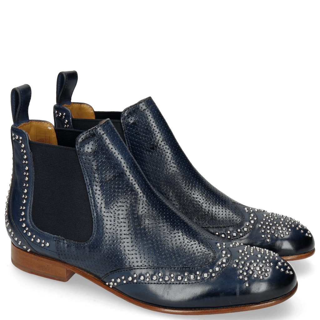 Ankle boots Sally 45 Perfo Marine