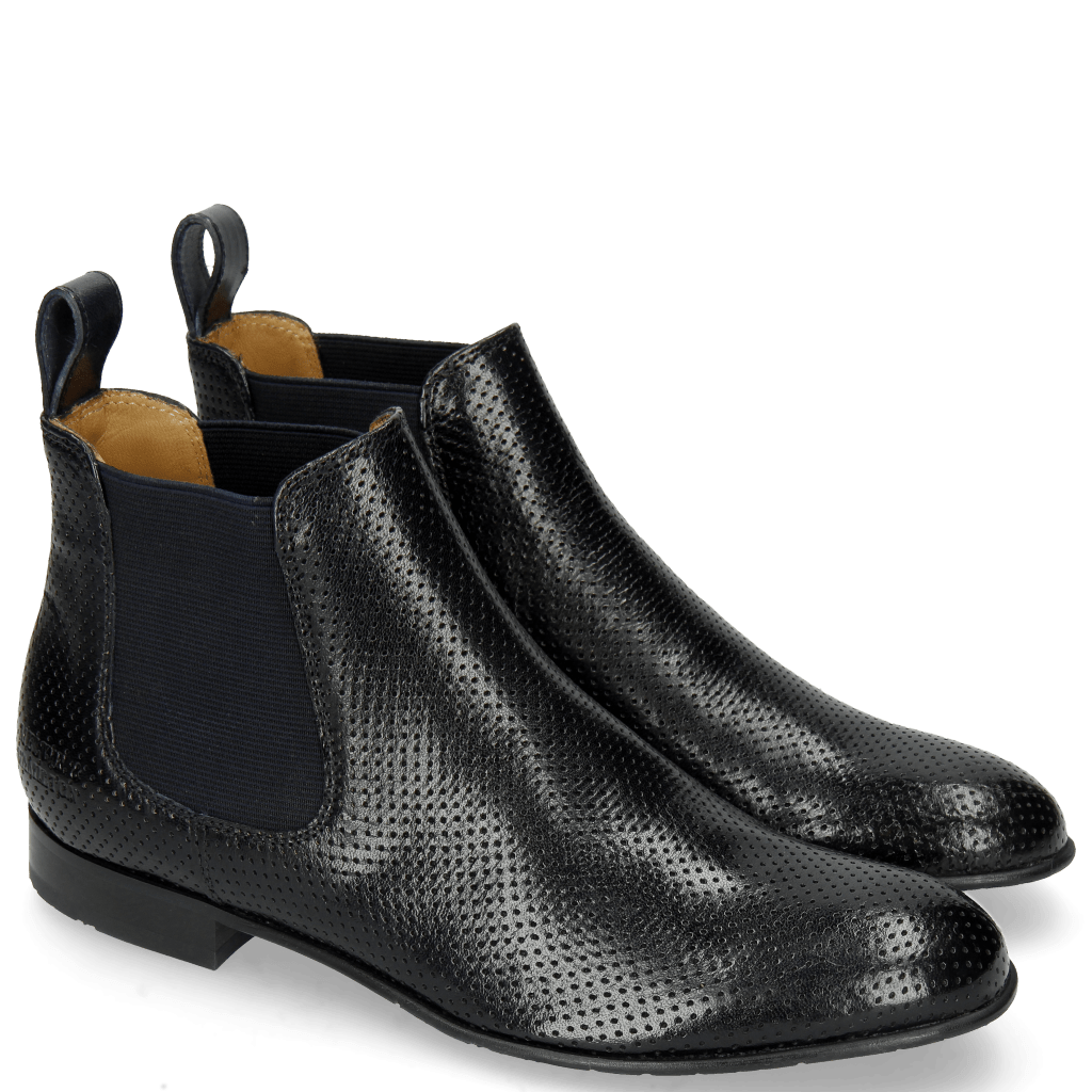 Ankle boots Xia 1 Rio Perfo Navy