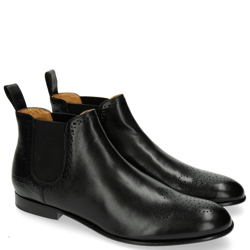 Ankle boots Sally 16 Salerno Black
