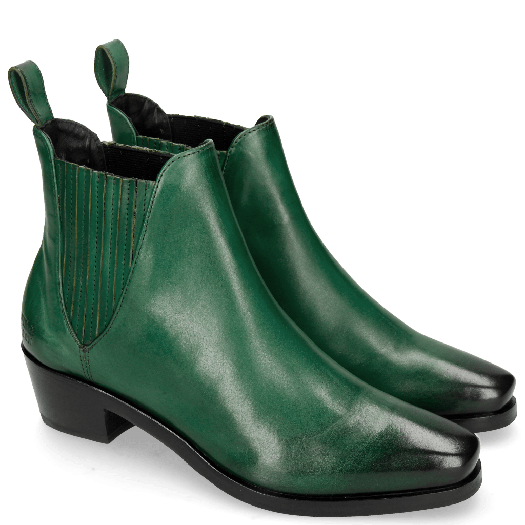 Ankle boots Kylie 1 Pine Elastic Black