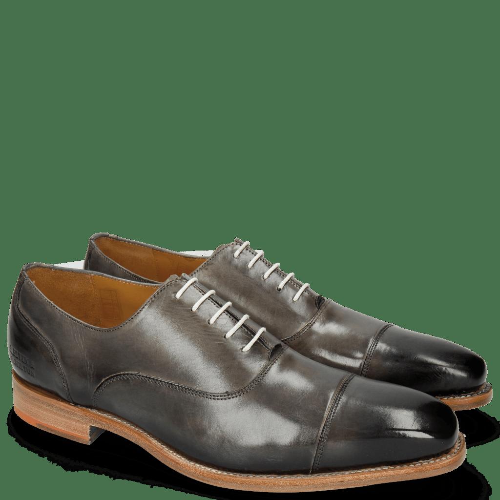 Oxford shoes Kylian 1 Grigio London Fog