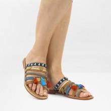 Sandals Lela 5 Kid Camel LS