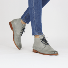 Ankle boots Selina 28 Vegas Perfo Digital Navy
