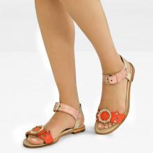 Sandals Sandra 36 Salerno Tibet Cherso Bisque