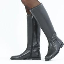 Boots Susan 53 Imola Black Rivets