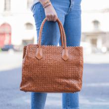 Handbags Kimberly 1 Woven Hazel