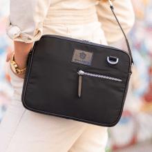 Handbags Quebec Dabra Tex Black Vegas Black