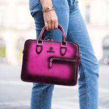 Handbags Vancouver Dark Pink Shade Wine