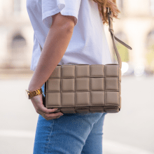 Handbags Pippa 1 Nappa Beige