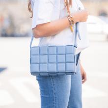 Handbags Pippa 1 Nappa Sky
