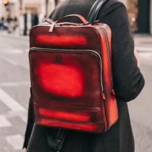 Backpacks Sydney Vegas Ruby Shade Plum