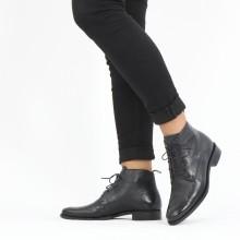 Ankle boots Betty 4 Prato Black Flex