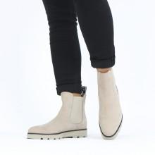 Ankle boots Susan 100 Como Sabbia