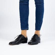 Derby shoes Sally 1 Nappa Glove Black
