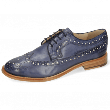 Derby shoes Jade 2 Imola Avio Underlay White