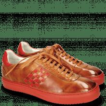 Sneakers Harvey 7 Tan Fiesta Interlaced
